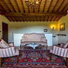 Отель Podere Il Castello Ареццо комната для гостей
