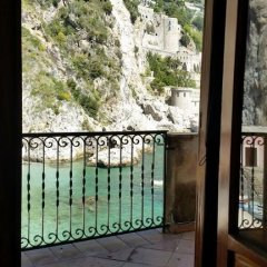 Отель Borgo di Conca dei Marini Конка деи Марини парковка