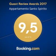 Апартаменты Santo Spirito Apartments фото 2