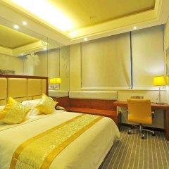 Отель Days Inn Hotspring Xiamen 4* Стандартный номер фото 4