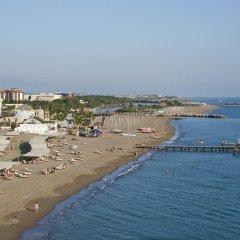 Отель Dream Life Golf Apart пляж