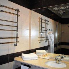 Гостиница Губернский 4* Стандартный номер с различными типами кроватей фото 2