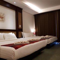 Отель Lanta For Rest Boutique 3* Бунгало с различными типами кроватей фото 14