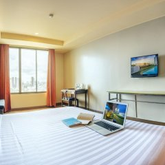 Отель Bangkok Cha-Da 4* Номер Делюкс фото 10