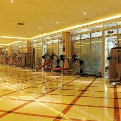 Hengrong Holiday Hotel фитнесс-зал