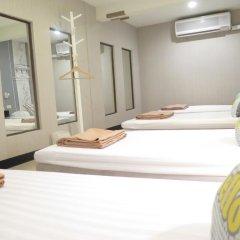 I-Sleep Silom Hostel Стандартный номер с различными типами кроватей фото 3