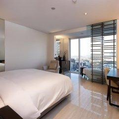 Hotel ENTRA Gangnam 4* Номер Премьер с двуспальной кроватью фото 2