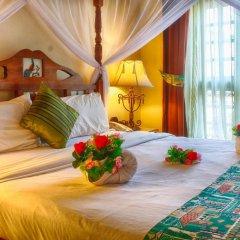 Africa House Hotel 4* Номер Делюкс с различными типами кроватей фото 6