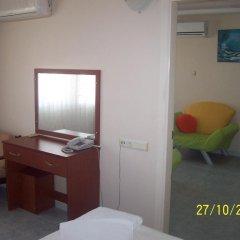 Eylul Hotel 3* Люкс с различными типами кроватей фото 7