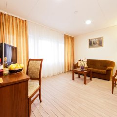 Гостиница 40-й Меридиан Арбат 3* Стандартный номер с различными типами кроватей фото 5