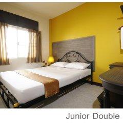 Отель Rambuttri Village Inn & Plaza 3* Стандартный номер с двуспальной кроватью фото 3