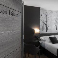 Отель Suite Home Sardinero 3* Улучшенный номер с различными типами кроватей фото 6