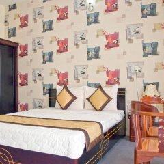 Dong Bao Hotel An Giang Стандартный номер с двуспальной кроватью фото 14