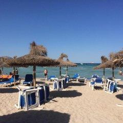 Отель BQ Can Picafort пляж