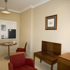 Hotel Suites Barrio de Salamanca 4* Стандартный номер с двуспальной кроватью фото 2