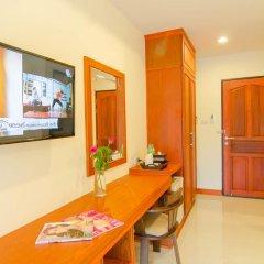 Отель Phaithong Sotel Resort 3* Улучшенный номер с двуспальной кроватью фото 6