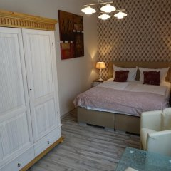 Hotel Villa Konstanz 3* Стандартный номер фото 12