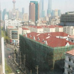 Отель The Bund Riverside Hotel Китай, Шанхай - 1 отзыв об отеле, цены и фото номеров - забронировать отель The Bund Riverside Hotel онлайн спортивное сооружение