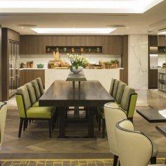 Отель JW Marriott Grosvenor House London 5* Люкс разные типы кроватей фото 6