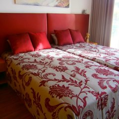 Отель Apartamentos sobre o Douro Стандартный номер двуспальная кровать