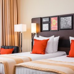 Гостиница Radisson Blu Челябинск 5* Стандартный номер с двуспальной кроватью фото 2