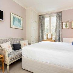 Отель Kensington Bloom Великобритания, Лондон - отзывы, цены и фото номеров - забронировать отель Kensington Bloom онлайн комната для гостей фото 5
