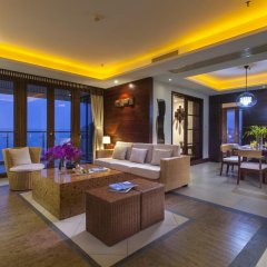 Отель Serenity Coast All Suite Resort Sanya 5* Люкс с различными типами кроватей фото 5