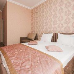 Гостиница Кристалл Стандартный номер двуспальная кровать фото 10