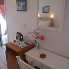 Hotel Milos 3* Улучшенный номер с различными типами кроватей фото 10