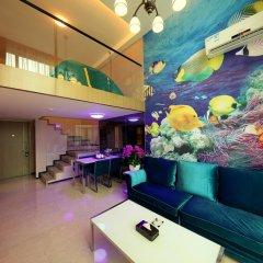 Апартаменты Guangzhou Chimelong Heefun International Service Apartment Люкс фото 4