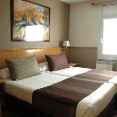 Отель Catalonia Park Güell 3* Номер категории Премиум с различными типами кроватей фото 22