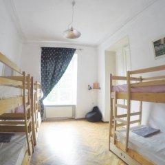 Opera Rooms&Hostel Кровать в общем номере с двухъярусной кроватью фото 5