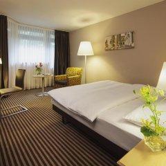 Movenpick Hotel München Airport 4* Стандартный семейный номер с двуспальной кроватью фото 3
