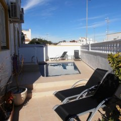 Отель Casa Corte del Sol Испания, Ориуэла - отзывы, цены и фото номеров - забронировать отель Casa Corte del Sol онлайн бассейн фото 3