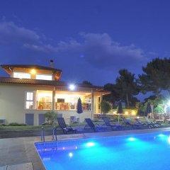 Отель Villa Elixir Rhodos бассейн
