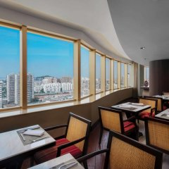 Sheraton Xiamen Hotel 4* Номер Делюкс с различными типами кроватей