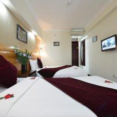 B & B Hanoi Hotel & Travel 3* Стандартный семейный номер с двуспальной кроватью фото 11