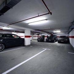 Hotel 9 парковка