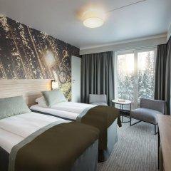 Scandic Lillehammer Hotel 4* Стандартный номер с различными типами кроватей фото 4