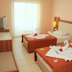 Aral Hotel Side комната для гостей