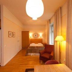 Отель Hellsten Helsinki Senate 3* Студия с разными типами кроватей фото 2