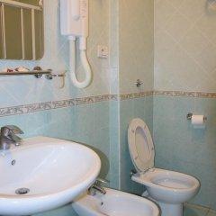 Отель Bruna Италия, Рим - 10 отзывов об отеле, цены и фото номеров - забронировать отель Bruna онлайн ванная