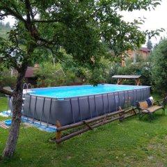 Гостиница Koval'ska sadyba бассейн