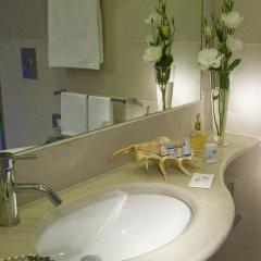 Отель Isola Sacra Rome Airport 4* Люкс с различными типами кроватей фото 13