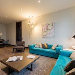 Отель DUPARC Contemporary Suites Италия, Турин - отзывы, цены и фото номеров - забронировать отель DUPARC Contemporary Suites онлайн комната для гостей фото 4