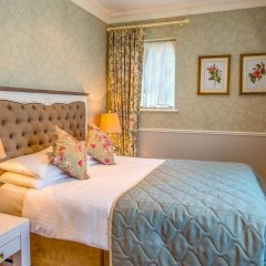 Cabra Castle Hotel 4* Стандартный номер с различными типами кроватей фото 13