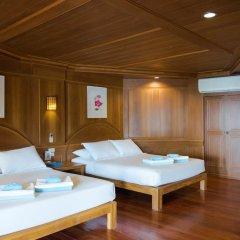 Отель Ko Tao Resort - Beach Zone 3* Номер Делюкс с различными типами кроватей фото 7