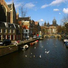 Отель House of Arts Нидерланды, Амстердам - отзывы, цены и фото номеров - забронировать отель House of Arts онлайн приотельная территория