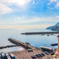 Отель Dogi A Италия, Амальфи - отзывы, цены и фото номеров - забронировать отель Dogi A онлайн пляж фото 2