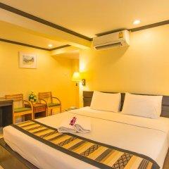 Krabi City Seaview Hotel 2* Улучшенный номер с различными типами кроватей фото 6